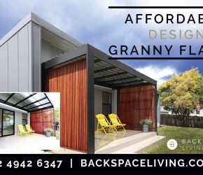 Affordable Designer Granny Flats